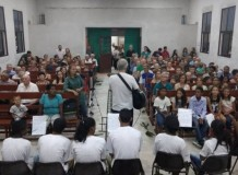 Relatos sobre auxílio recebido - Pedro Osório/RS