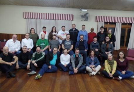 Encontro Intermediário para Mentores e Mentoras e Seminário Regional do período Prático - Gramado/RS
