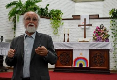 Palestra sobre Reforma relembra fatos e compara com a atualidade