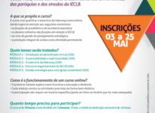 4ª edição do Curso de Qualificação Funcional em Liderança Comunitária Sustentável (CQFLCS)