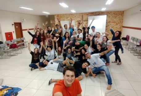 Jovens discutem diaconia transformadora em seminário no Vale do Itajaí