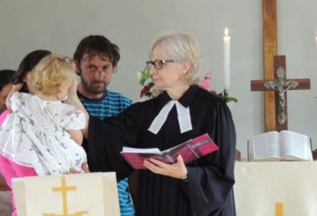 Culto de Confirmação e Batismo