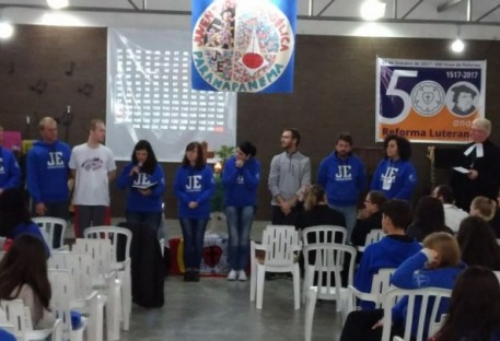 Congresso Sinodal da Juventude Evangélica - CONGRESIJE 2017