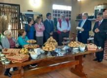 Luteranos com o governador do Paraná