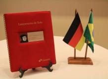 Lançamento do SELO BRASIL-ALEMANHA em homenagem aos 500 anos da Reforma Luterana