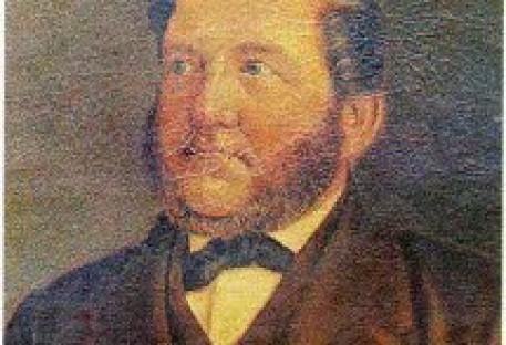 Pastor Rudolph Osvald Hesse