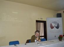 Palestras e partilha de experiências no Fórum Nacional de Missão da IECLB