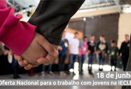 Oferta para Trabalho com Jovens na IECLB