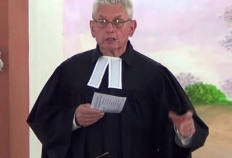 Falecimento do Pastor Edgar Vollbrecht