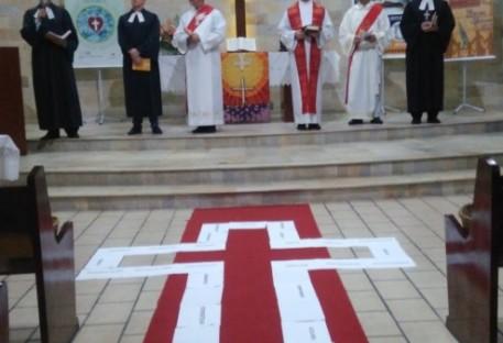 Encerramento da Semana de Oração pela Unidade Cristã em Joinville/SC