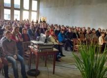 Lançamento da Pedra Fundamental - São Lourenço do Sul/RS