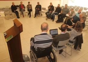 """Núcleo Ecumênico de Blumenau debate """"Do Conflito à Comunhão"""""""