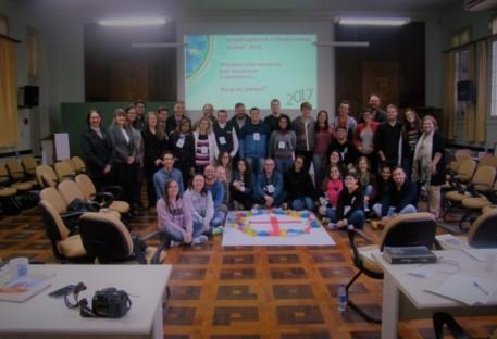 9º Retiro de Estudantes de Teologia - São Leopoldo/RS  - 3-4 de junho de 2017