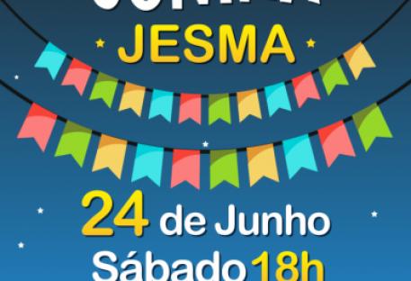 Tem festa junina na São Mateus!