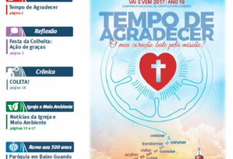 Jornal O Semeador - Ano 37 - Número 105 - Junho de 2017