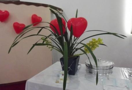 Culto e Jantar dos Namorados - Videira/SC