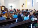Domingo Fraterno na Igreja Luterana de Santos 11/06/2017