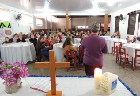 Dia das Mães na Paróquia Martim Luther