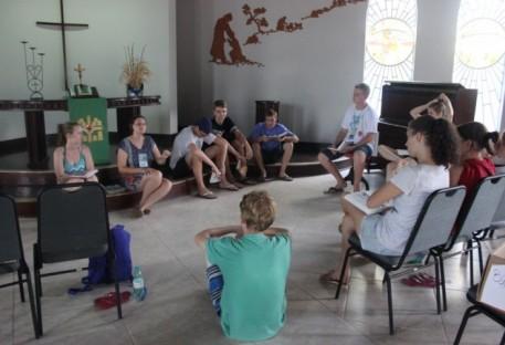 Estações do Jubileu - Julho de 2017: Educação