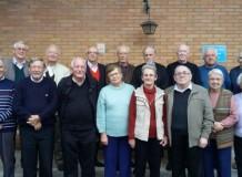 Seminário e Celebração de Jubileu de Ouro de Ordenação