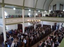 Ação de Graças pelos 130 anos de fundação da Comunidade em São Bento do Sul/SC