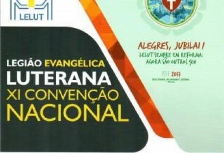 XI Convenção Nacional da Legião Evangélica Luterana - LELUT - Itapema/SC