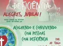 25º Seminário Sinodal da Pessoa com Deficiência