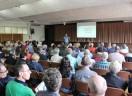 Sínodo Vale do Itajaí reúne 130 presidentes e tesoureiros em seminário