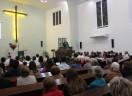 Vale do Itajaí lança campanha Vai e Vem com culto especial em Blumenau