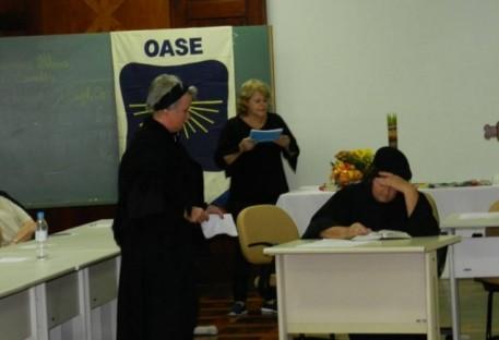 SEMINÁRIO E XIIIª ASSEMBLÉIA DA ASSOCIAÇÃO NACIONAL DA OASE DIAS 26 A 28 DE JUNHO DE 2017 SÃO LEOPOLDO - CECREI