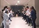 JEPAT...Cantando no Hospital e Maternidade Jaraguá