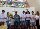 Bênção e envio dos jovens intercambistas