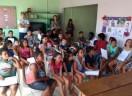 Confraternização Escola Para Vida primeiro semestre