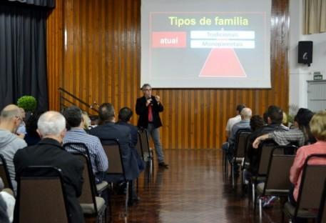 Família é tema de palestra