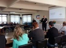 Pastor Presidente da IECLB participa de encontro com ministros e ministras do Sínodo Vale do Itajaí