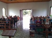 Cultos da Festa da Colheita nas 13 Comunidades da Paróquia de Erval Seco/RS