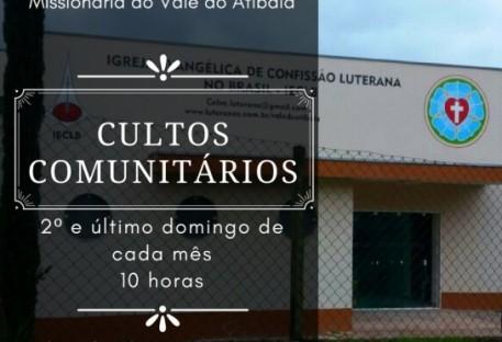 Cultos Dominicais