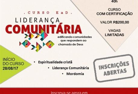 Instituto Sustentabilidade promove curso de liderança comunitária na modalidade EaD