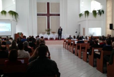 XXI Assembleia Sinodal do Sínodo Centro-Sul Catarinense