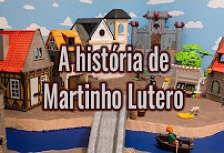 A história de Martinho Lutero - Animação em Playmobil