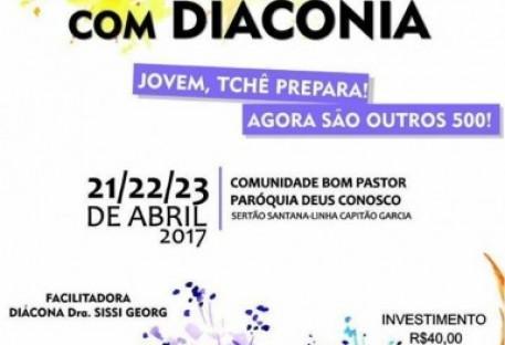 Campanha Juventudes e Diaconia