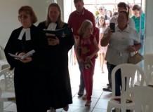 Comunidade Siga Meu Caminho dedica novo templo