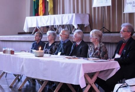 Diaconia é tema central da 16ª Assembleia Sinodal Ordinária