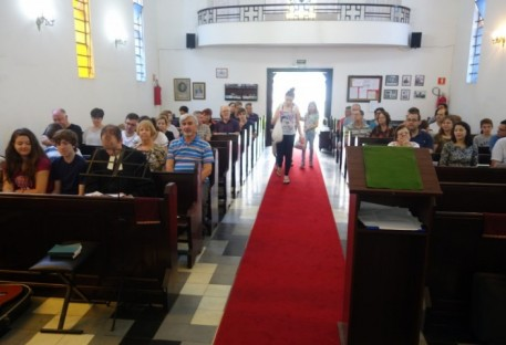 Culto de Ação de Graças para a Família na Igreja Luterana de Santos 24/09/2017