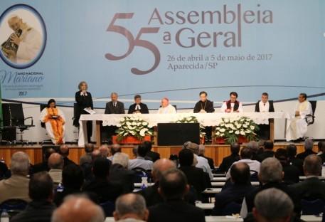 Celebração Ecumênica marca 500 anos da Reforma Protestante na 55ª Assembleia Geral da CNBB