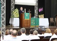 Casais de todo o Sínodo Vale do Itajaí reuniram-se na cidade de Brusque