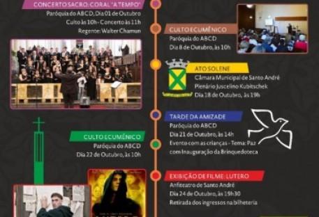 Eventos da Reforma no ABCD - SP