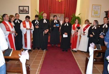 Pa. Marlei Adam Arcari assume o primeiro pastorado em São Vendelino/RS
