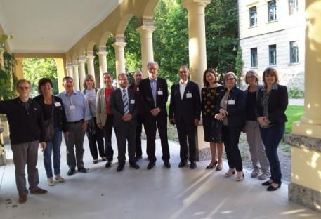 Consulta Igreja Evangélica Luterana na Baviera/Alemanha e IECLB (setembro/2017)