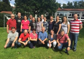 Grupo da IECLB participou da Pastoralkolleg Hannover/Alemanha